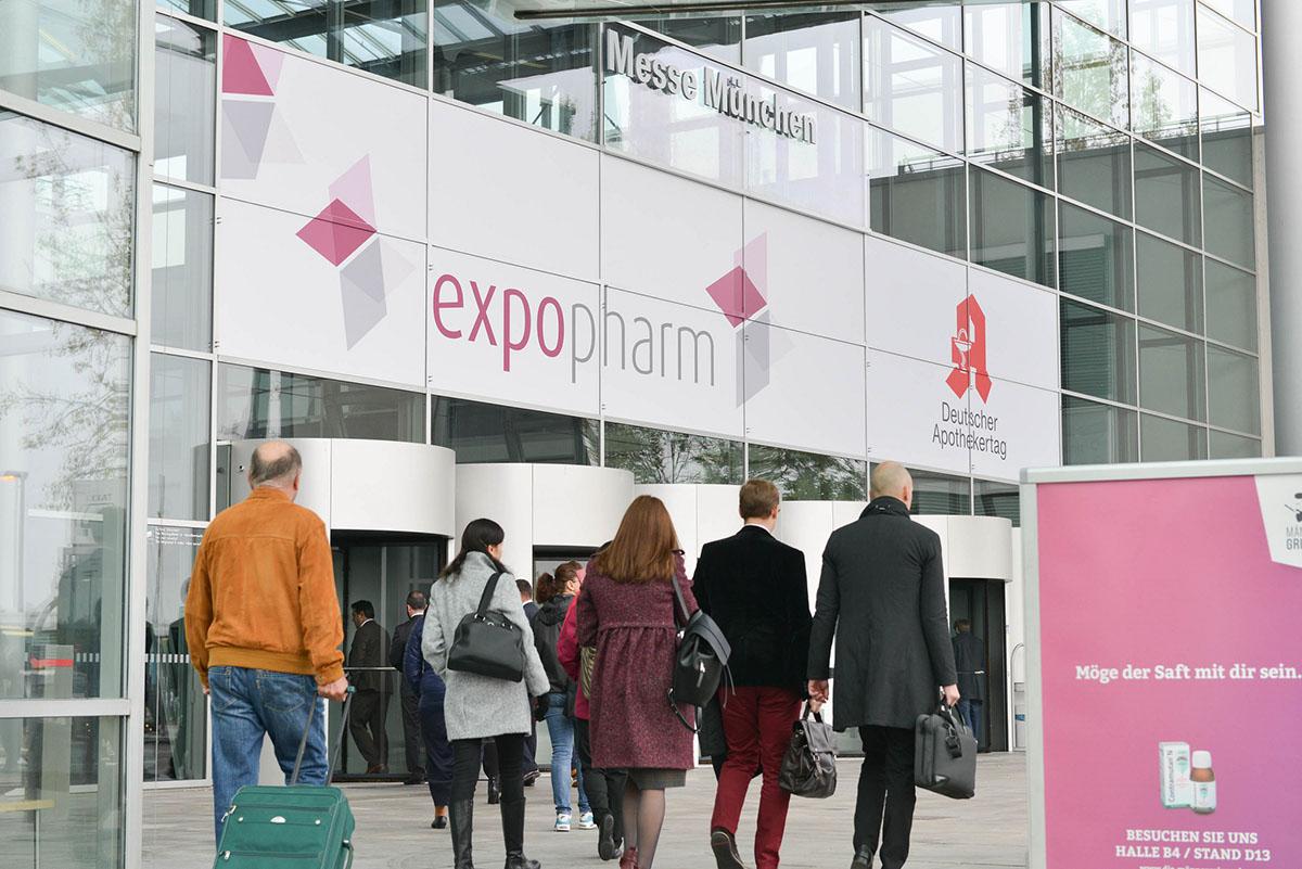 expopharm 2017 - Die (Job-) Messe für Apotheker, Pharmareferenten & Co.