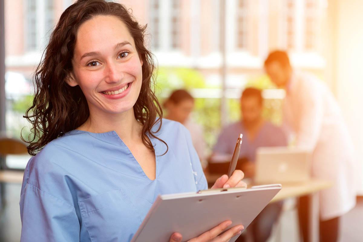 Zeitarbeit - ein attraktives Modell für Pflegefachkräfte