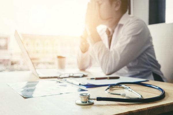 Stressbewältigung? Gilt auch für Ärzte im Krankenhaus